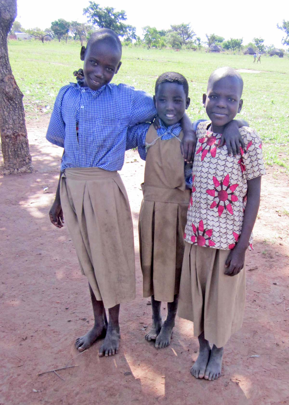 Child Sponsor in Uganda